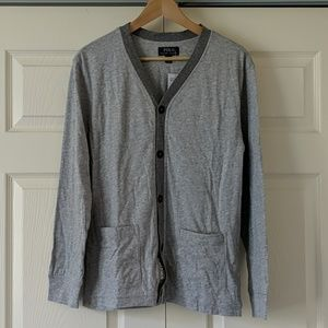 Ralph Lauren | Boys Ultra Soft Gray Cardigan
